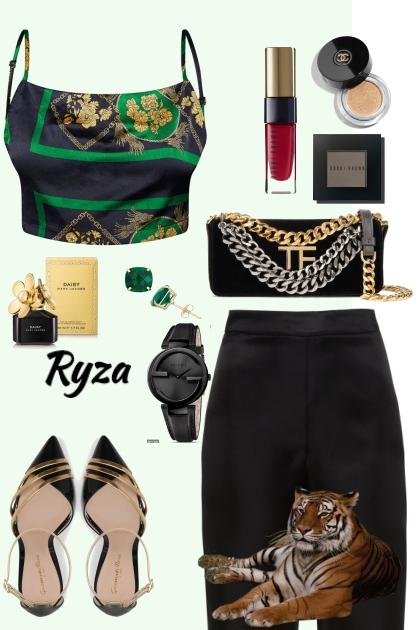 Her name is Ryza