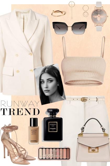 Bland but Business- Combinazione di moda