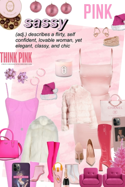 It's the season of...PINK!