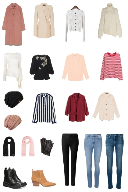 Packing List for Germany in Winter