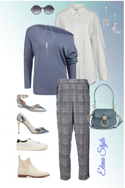 База- combinação de moda
