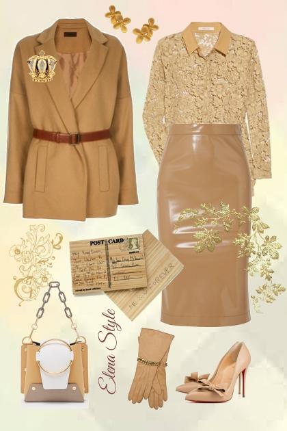 беж2- Fashion set
