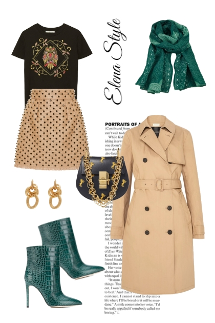 студент- Fashion set