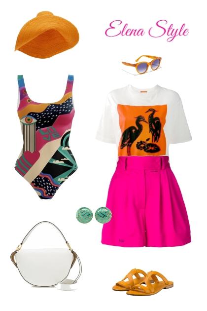 бали- Fashion set
