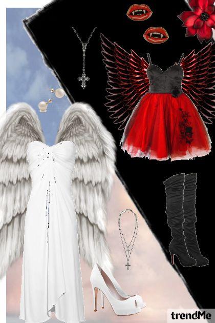 bad & good angel