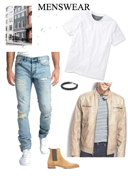 Men's attire look #2