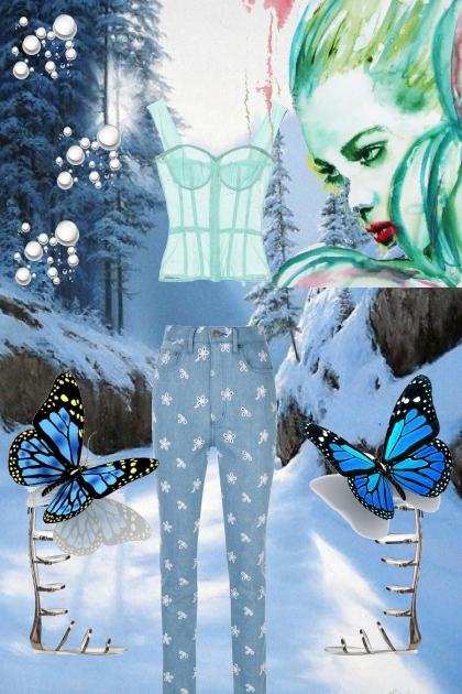 Butterflies` Planet