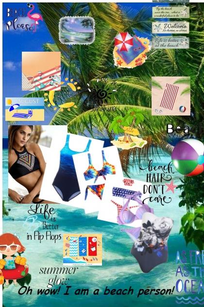 oh wow!I am a beach person!