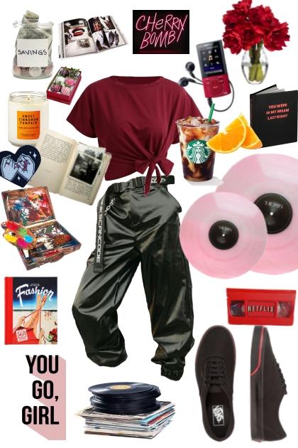 artsy persona- Fashion set