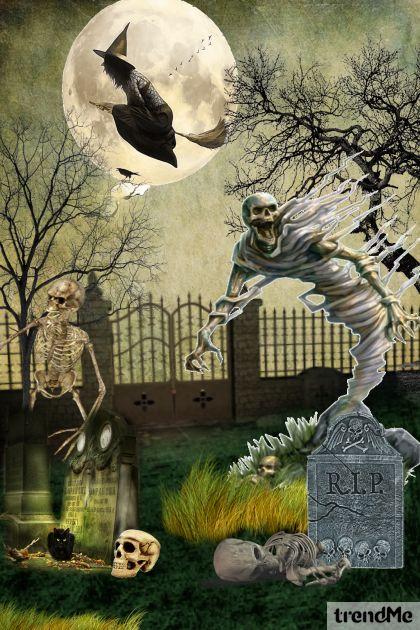 blood, fear, skull, death