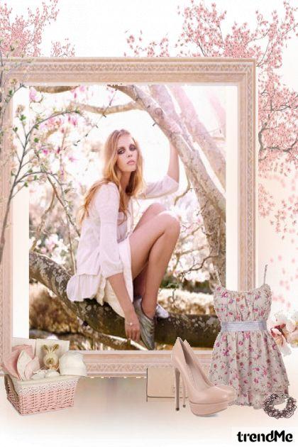 Spring girl iz kolekcije Proljeće/Ljeto 2011 od Tea Cvitanović