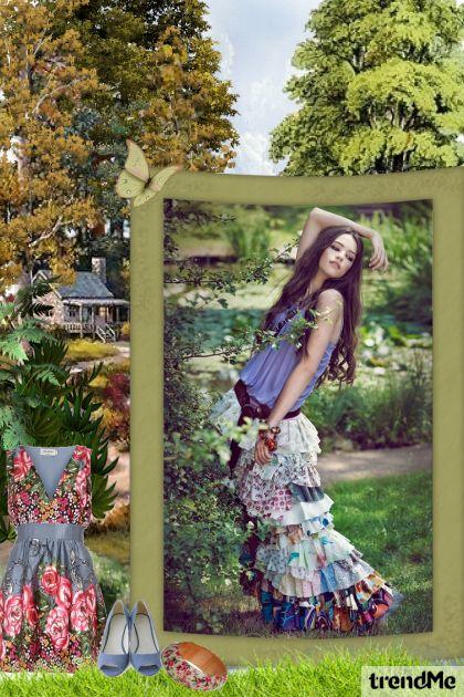 too colorful iz kolekcije Proljeće/Ljeto 2011 od Tea Cvitanović