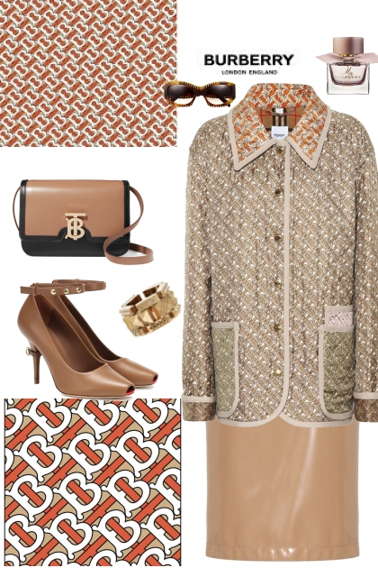 Burberry 2- Fashion set