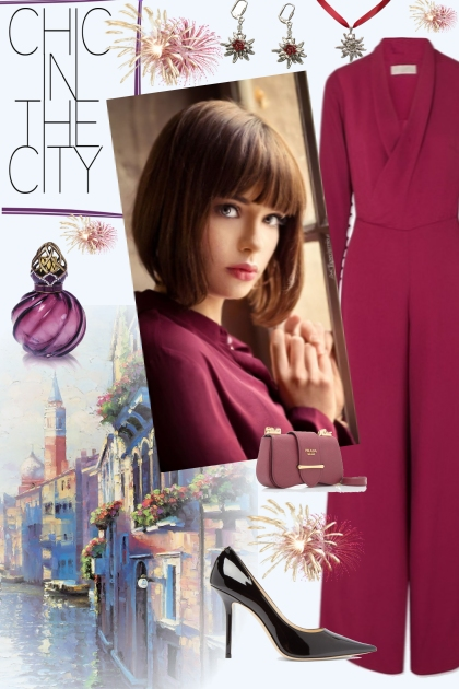 Chic in the city