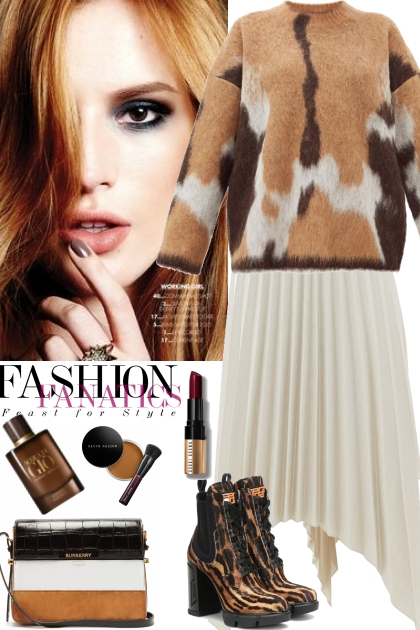 Fashion fanatics