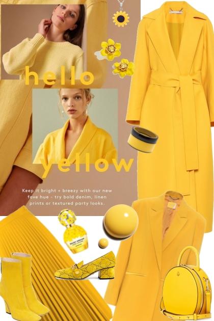 Hellow Yellow!