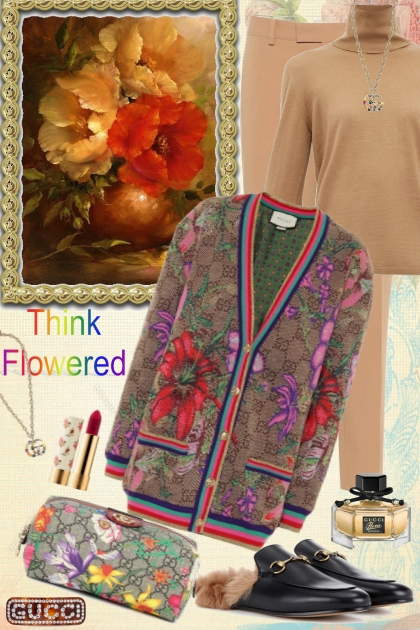 Think flowered 2