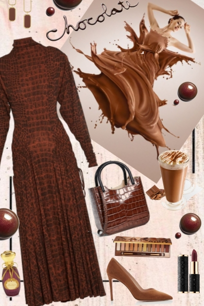 Chocolate- Kreacja
