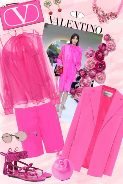 Pink Valentino