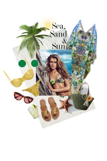 Sea, sand and sun