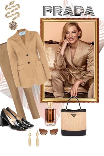 Prada.- Fashion set