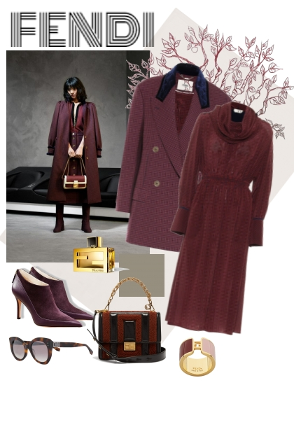 Autumn in FENDI