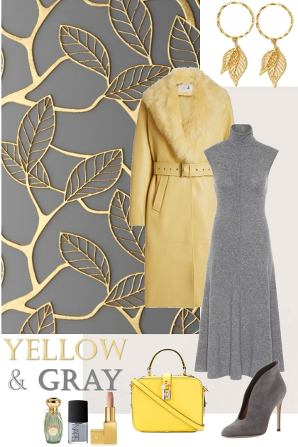 Yellow and gray 2.