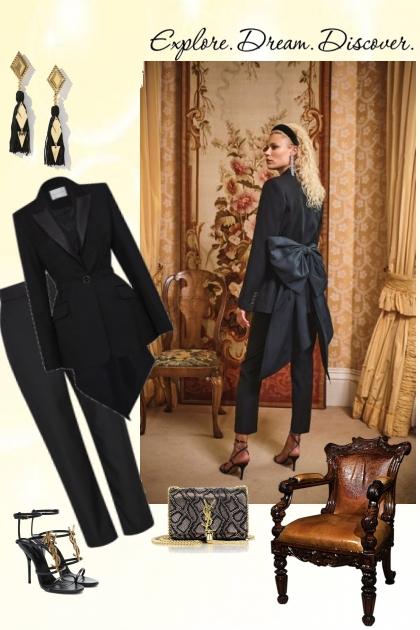 Explore. Dream. Discover....- Fashion set