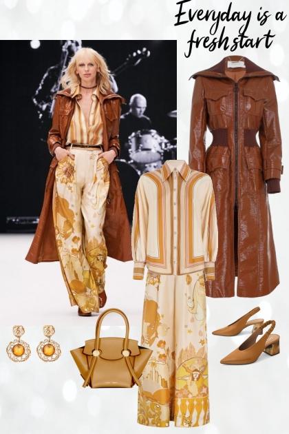 Fresh start- Combinaciónde moda