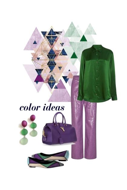 Color ideas.