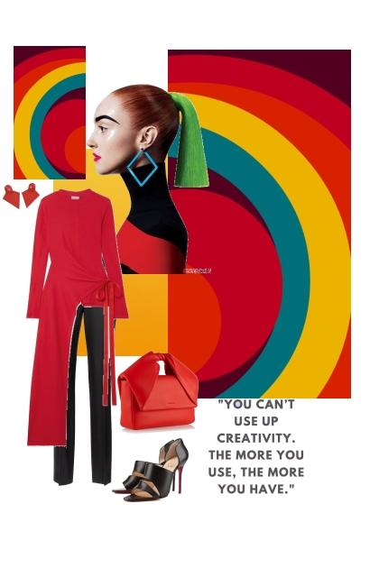 Use your creativity