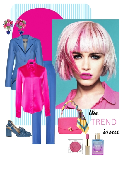 The trend issue..