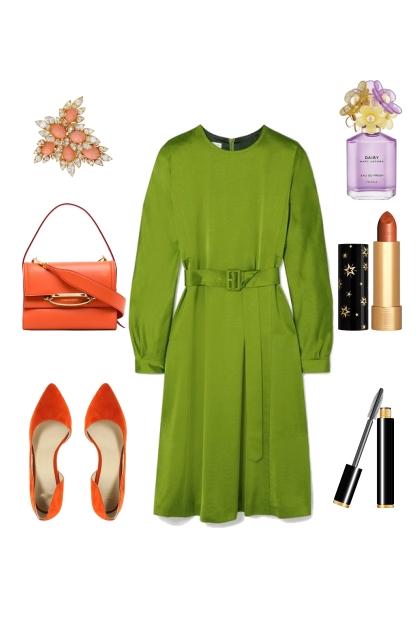 Поднимаем настроение с помощью цвета!- Fashion set