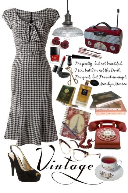 A Secretary Style- Fashion set