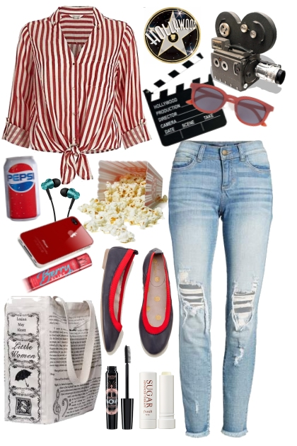 Let´s go to the cinema
