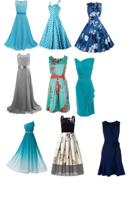 Bridesmaid Dress Collection 1