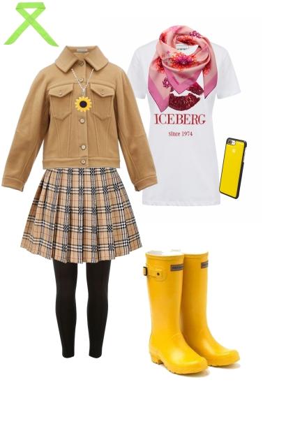 Bao Sheng Outfit #1