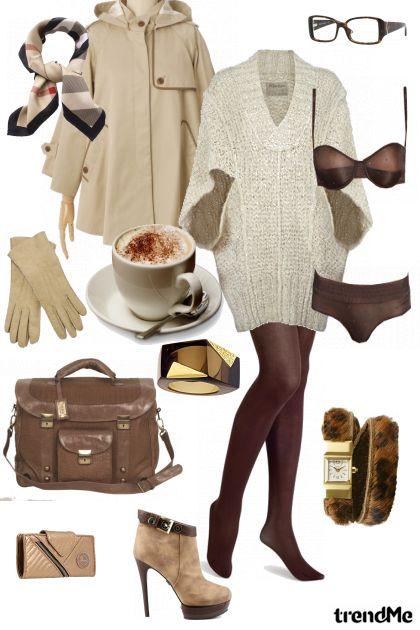 mocca- Fashion set