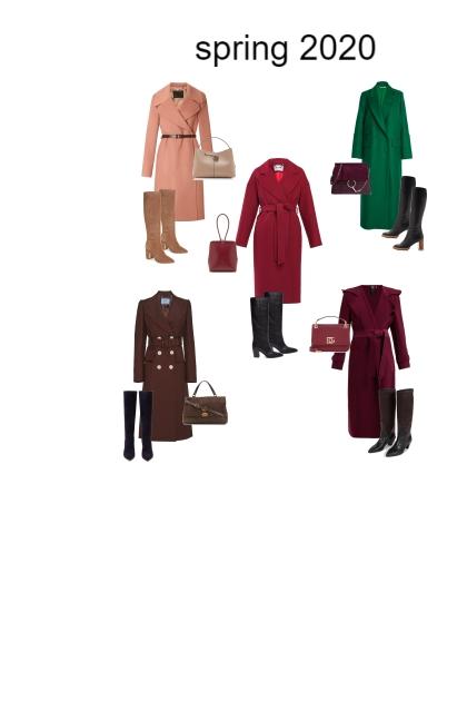spring 2020 coats