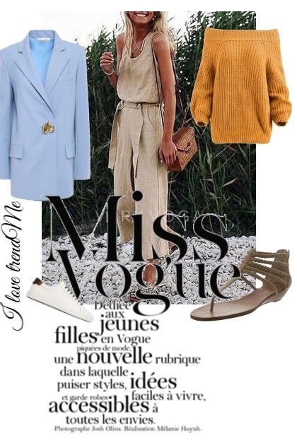 Miss Voglle