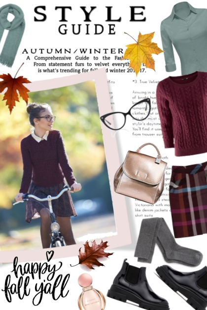 Style Guide: Autumn