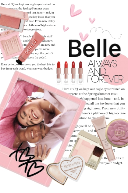 Belle: always and forever...
