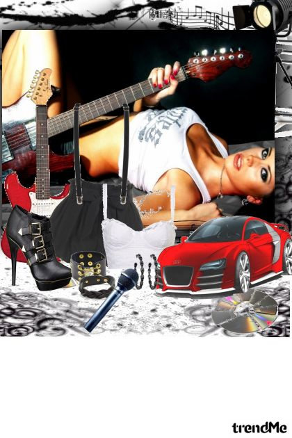 I am a rock star! :]]