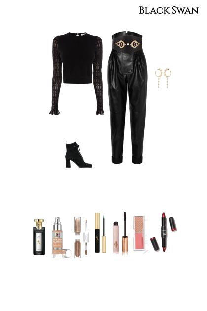 Vestuario 2 (Black Swan)