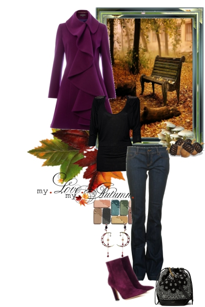 Autumn Dreams- Fashion set