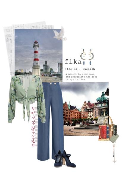 Sweden- Fashion set