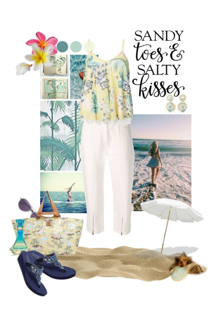 Salty Kisses- Fashion set