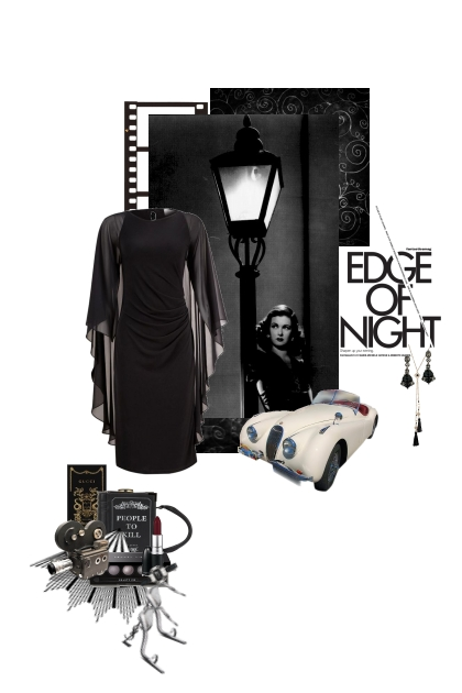Film Noir- Fashion set