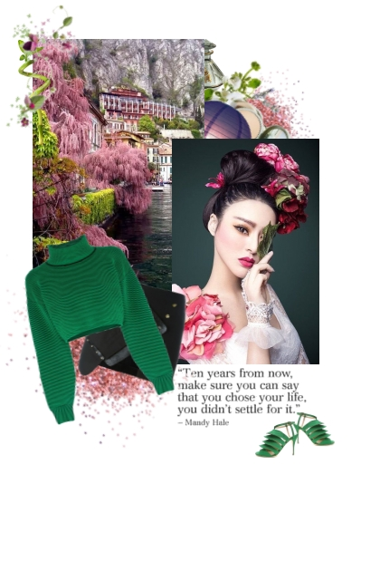 Blossom- Fashion set