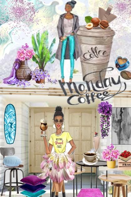 c[_] Monday Coffee- Fashion set